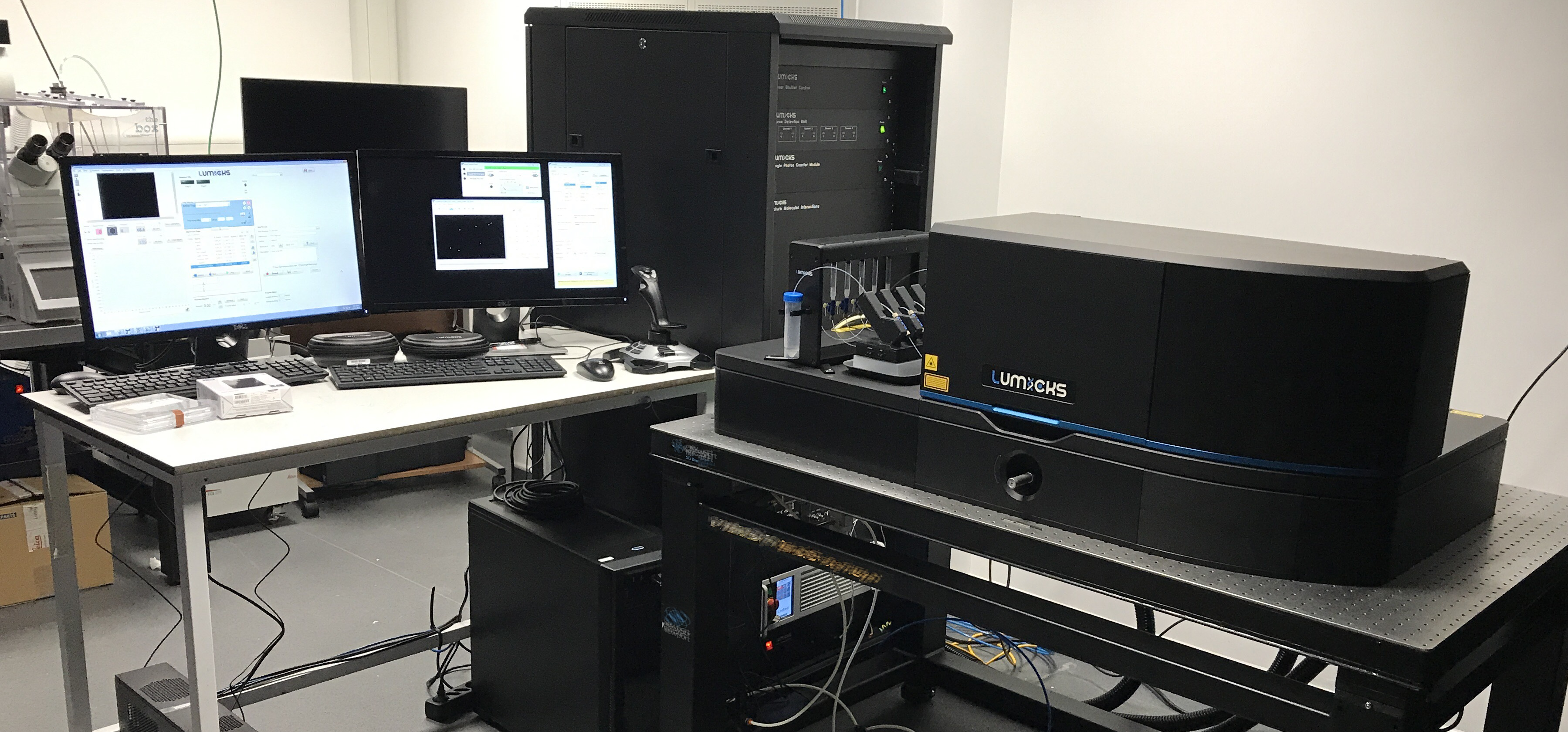 C-Trap™ installed at Imperial College London