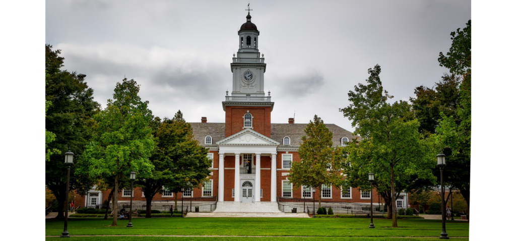 AFS™ installed at Johns Hopkins University