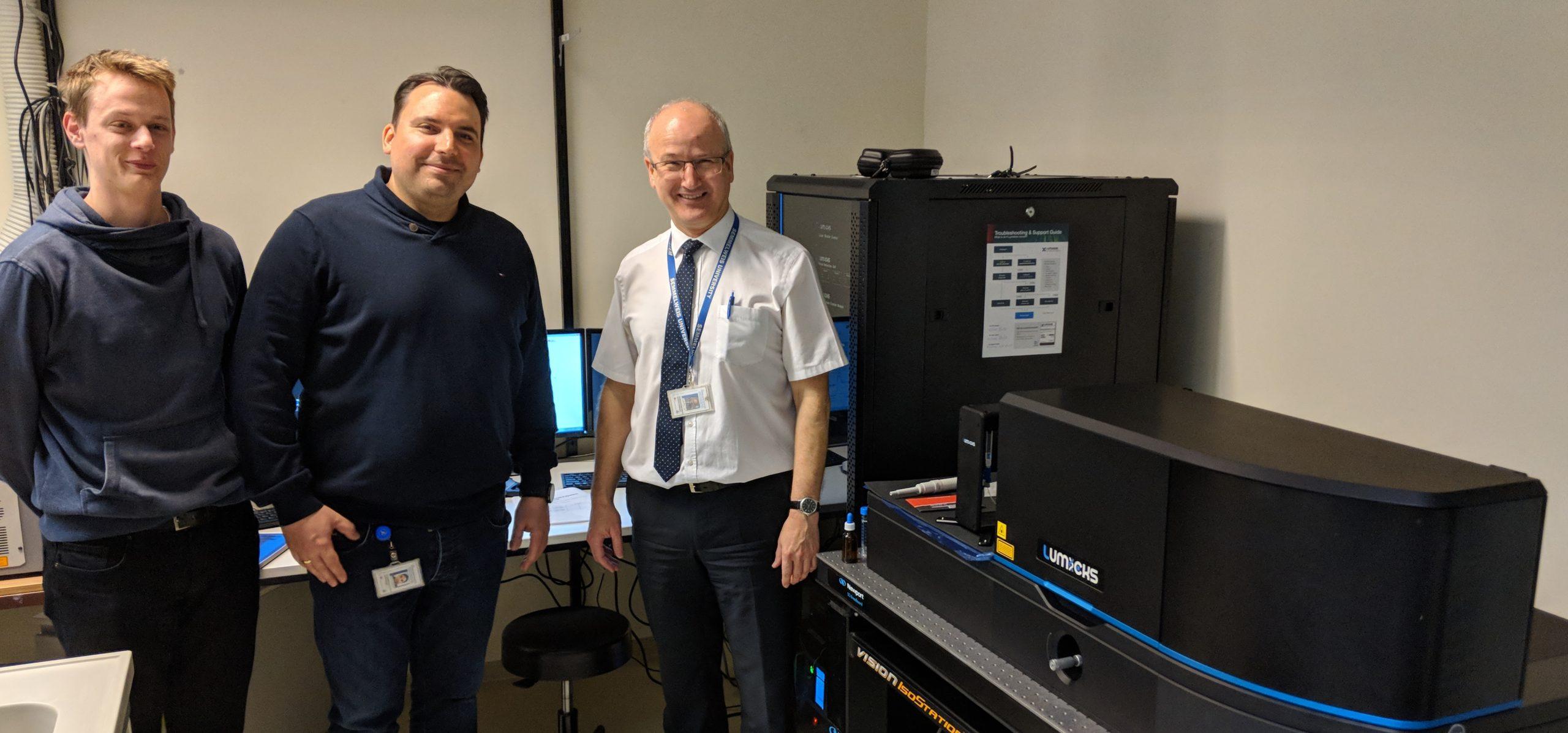 C-Trap™ installed at Semmelweis University