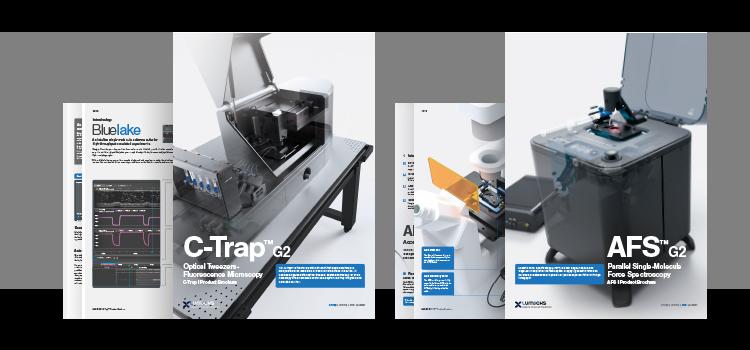 C-Trap AFS G2 Brochure cover