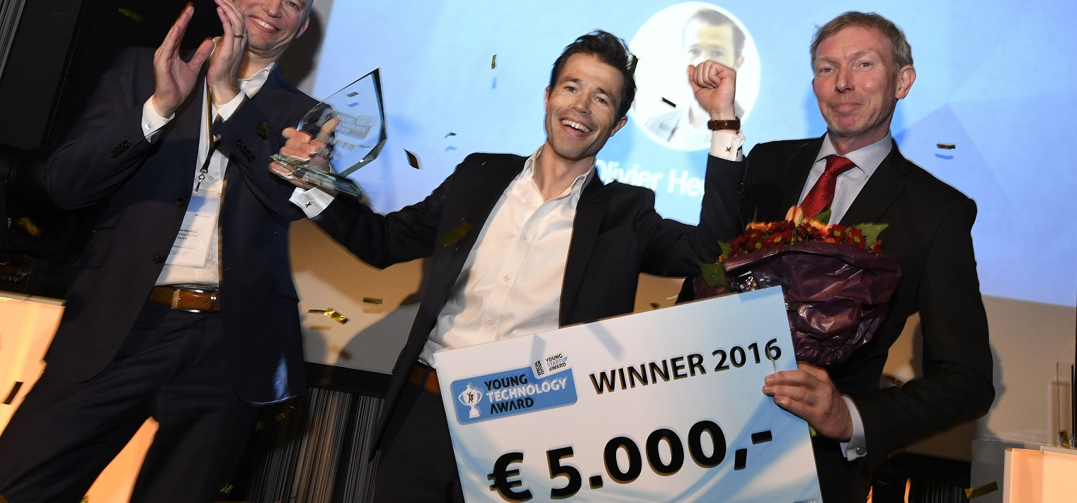 Young Startup Award LUMICKS