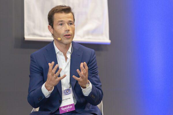 Olivier (CEO) @ Health.Pioneers