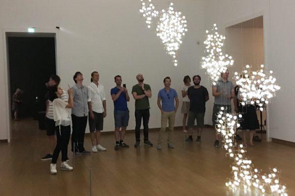 Team trip to Stedelijk Museum (Amsterdam)