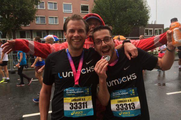 Dam tot Damloop (2018), a 10-mile race