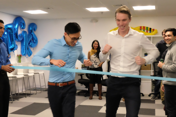 Boston Office Opening