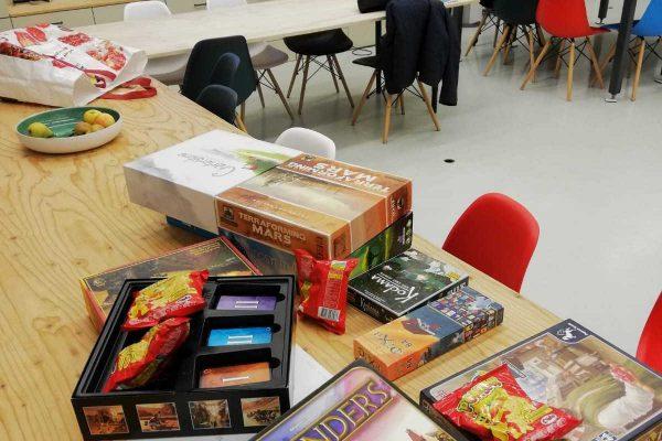 Board Game Nights