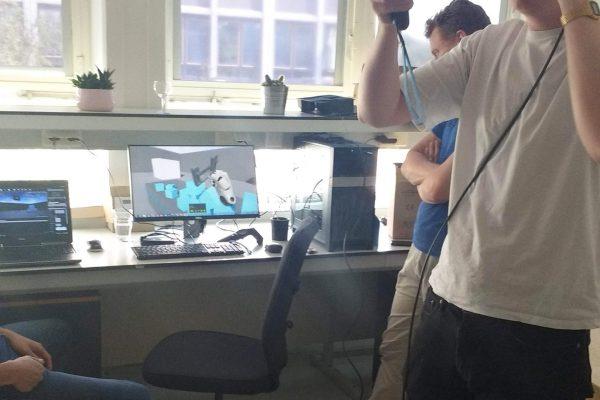 Skunk Week (2018) – VR Project