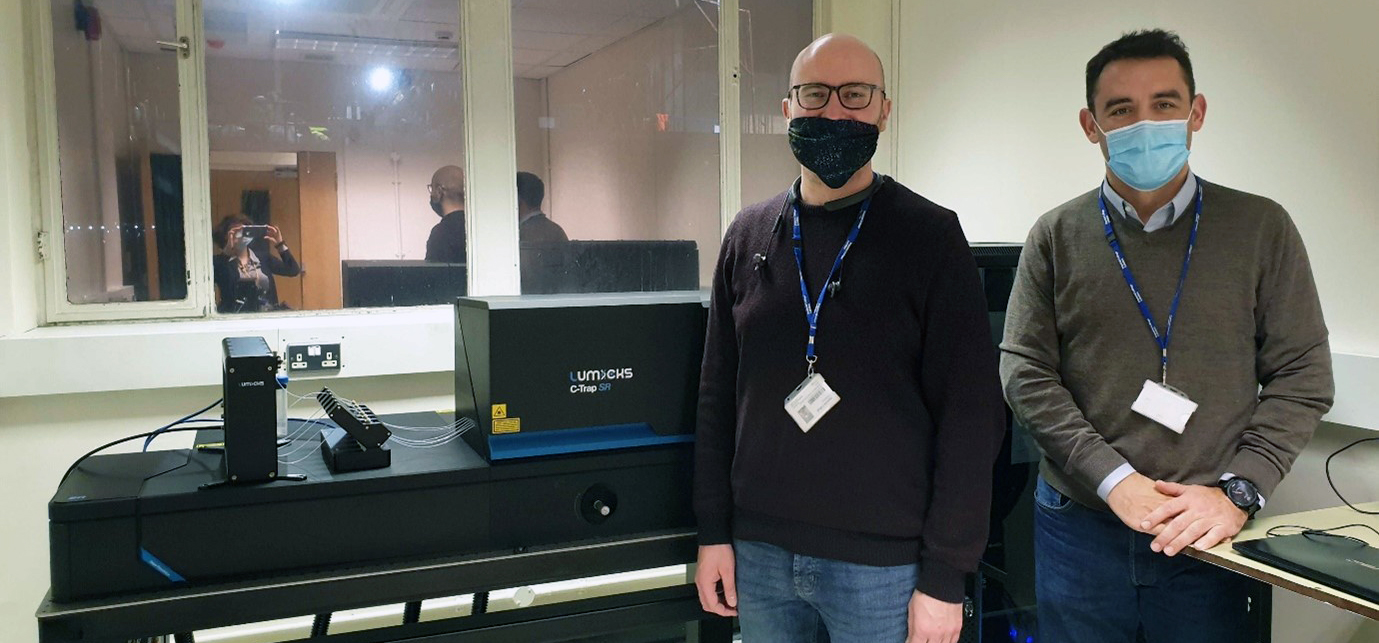C-Trap® installed at Imperial College London, UK