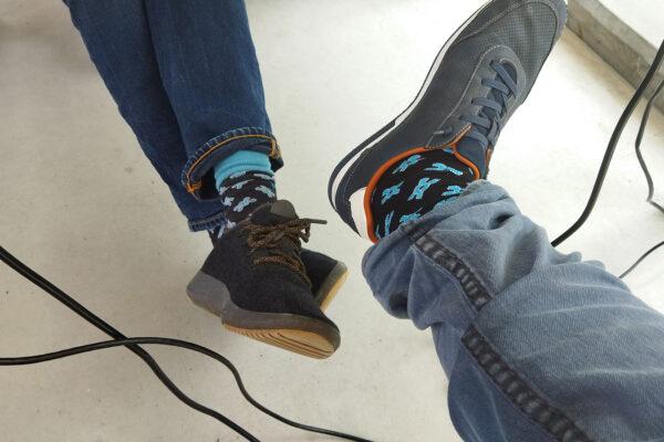 LUMICKS Socks